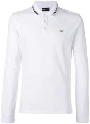 Emporio Armani polo sweatshirt
