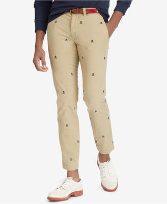 Polo Ralph Lauren Men's Stretch Straight-Fit Chino Pants
