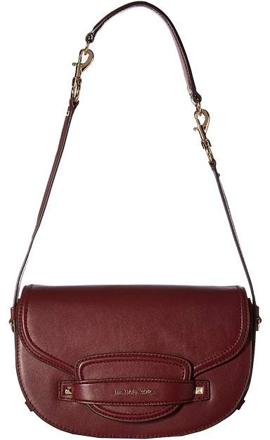 MICHAEL Michael Kors Cary Medium Saddle Bag