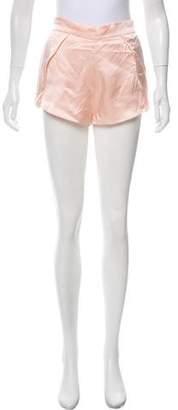 Tryb 212 Marshall High-Rise Mini Shorts