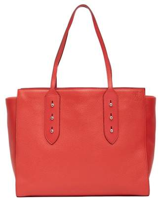 Anne Klein Julia Leather Tote Bag