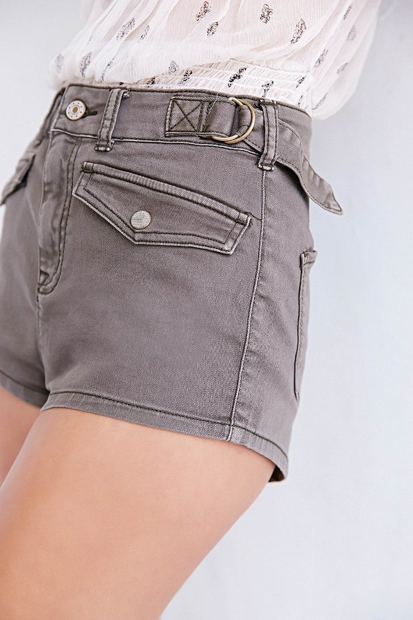 Urban Outfitters Ecote Military Short