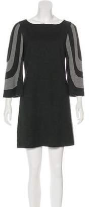 Trina Turk Mini Knit Dress