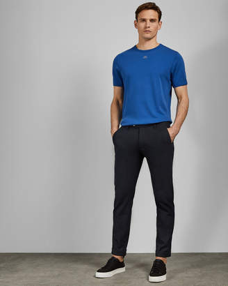 482394ac8092 Ted Baker SELFTE Branded cotton T-shirt