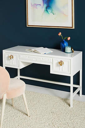 Tracey Boyd Lacquered Carre Desk