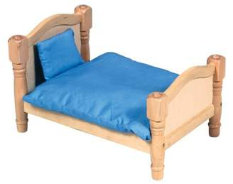 Guidecraft Doll Bed, Natural