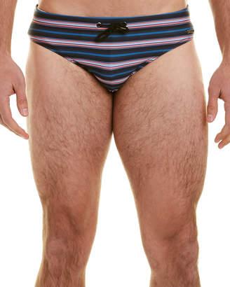 Parke & Ronen Meridian Bikini Bottom