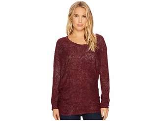 Heather Julia Asymmetrical Pullover Women's Clothing