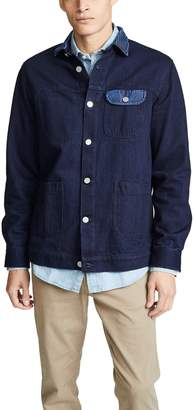 Schnayderman's Denim Corduroy Overshirt
