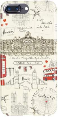 Harrods Sketchy London iPhone Case