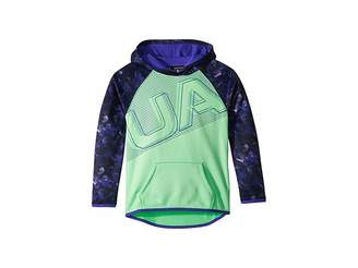 Under Armour Kids AF Hoodie UA Logo (Big Kids)