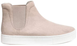H&M Ankle-high trainers - Brown