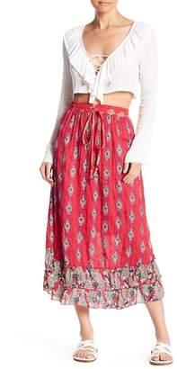 Raga Alice Embroidered Skirt