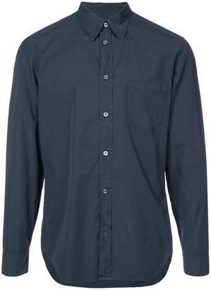 Maison Margiela long-sleeve fitted shirt