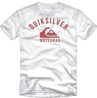 Quiksilver Men's Stacked UP TEE Shirt