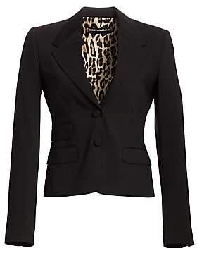 Dolce & Gabbana Women's Martini Stretch Blazer