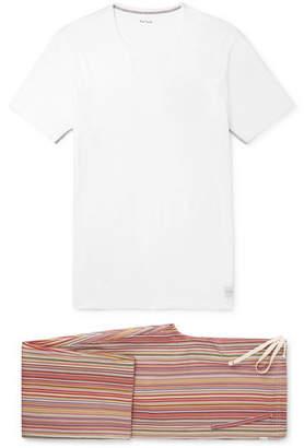 Paul Smith Cotton-Jersey Pyjama Set