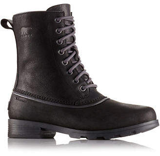 Sorel Emelie Waterproof Leather Mid-Calf Boots