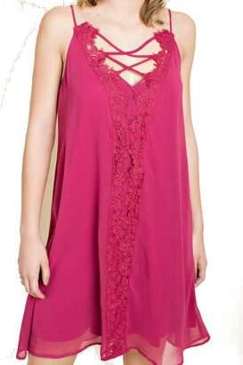 Modern Emporium Lace Swing Dress