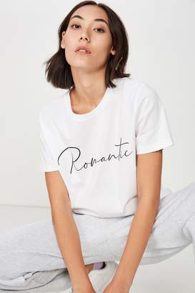 Factorie Relaxed Graphic T Shirt
