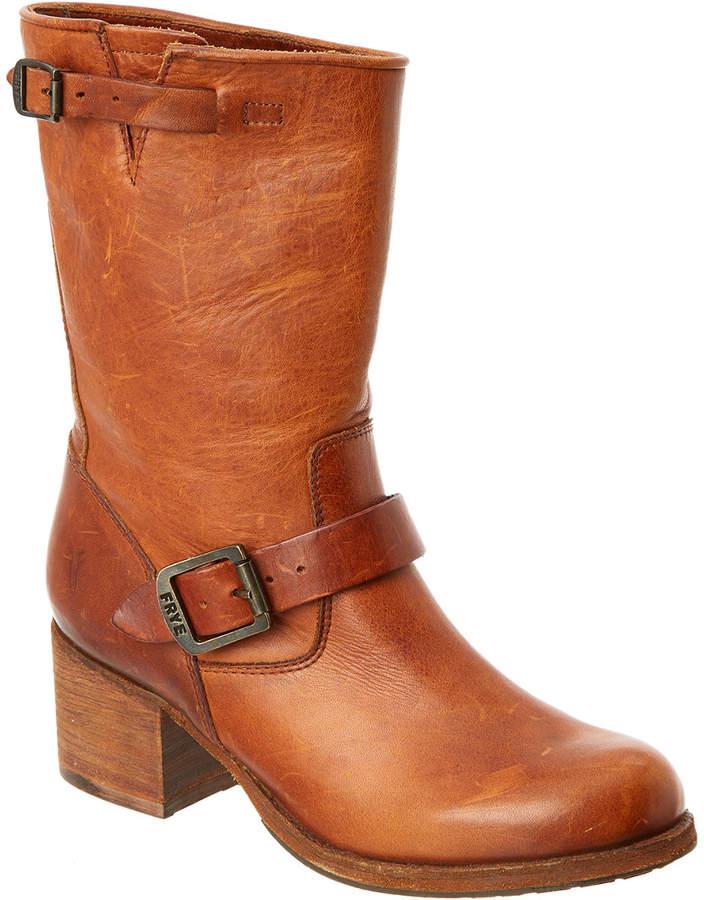 Frye Women's Vera Leather Short Boot