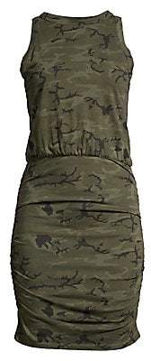 n:philanthropy Women's Majorica Sleeveless Camo Dress