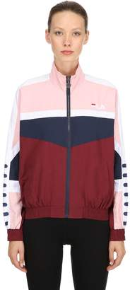 Orlena Woven Track Jacket