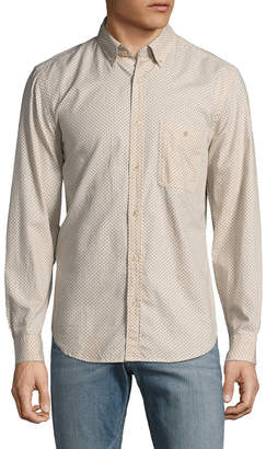 7 For All Mankind Seven 7 Cotton Oxford Sportshirt