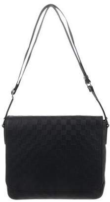 Louis Vuitton Damier Infini District MM black Damier Infini District MM