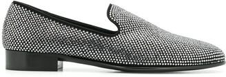 Giuseppe Zanotti studded loafers