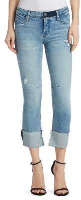 Duchess Skinny Cuff Jeans