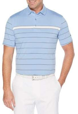 Callaway Opti-Dri Range Striped Polo