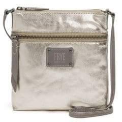 Frye Ivy Metallic Crossbody Bag
