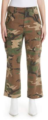 R 13 Camo Cargo Pants