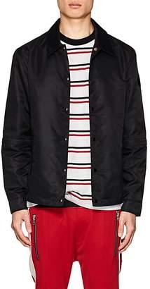 Barneys New York NBALab x The Very Warm XO Men's Tech-Twill Coach's Jacket