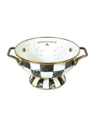 Mackenzie Childs MacKenzie-Childs Courtly Check Small Colander