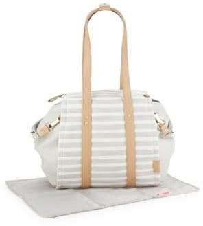 Skip Hop Highline Stripe Diaper Bag