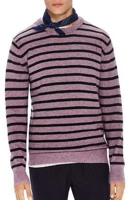 Scotch & Soda Striped Crewneck Sweater