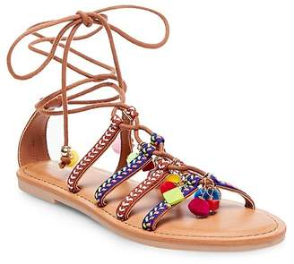Mossimo Supply Co. Women's Kayla Gladiator Sandals Mossimo Supply Co. $29.99 thestylecure.com