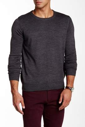 Yoki Crew Neck Solid Sweater