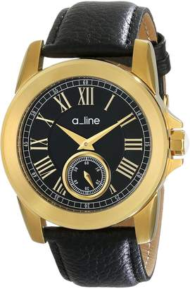 A Line a_Line Women's AL-80022-YG-01 Amare Analog Display Japanese Quartz Watch