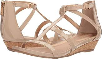 Kenneth Cole Reaction Women's Plane T-Strap Wedge Sandal