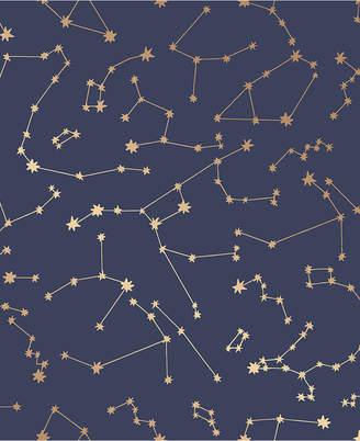 Tempaper Constellations Self-Adhesive Wallpaper