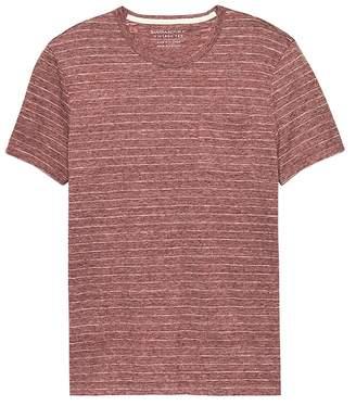 Banana Republic Vintage Stripe Crew-Neck T-Shirt
