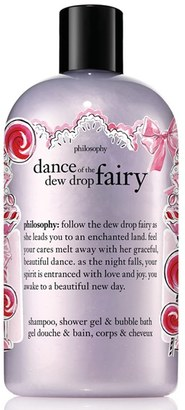 philosophy dance of the dewdrop fairy shampoo, shower gel & bubble bath (Limited Edition) $18 thestylecure.com