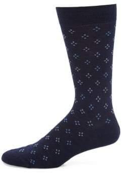Pantherella Darsham Diamond Clustered Socks