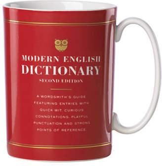 Kate Spade Dictionary Mug