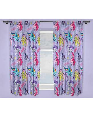 My Little Pony Adventure Curtains