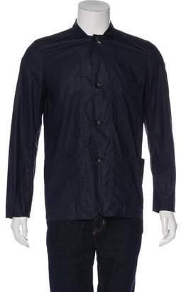 Rag & Bone Lightweight Notch-Lapel Jacket