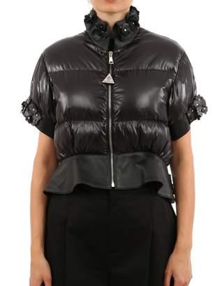 Moncler Half-sleeved Genius Jacket